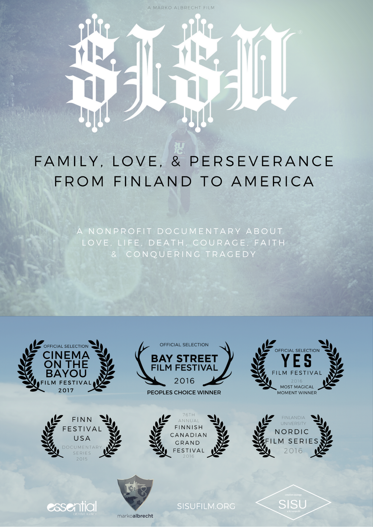 SISU: Family, Love and Perseverance from Finland to America.