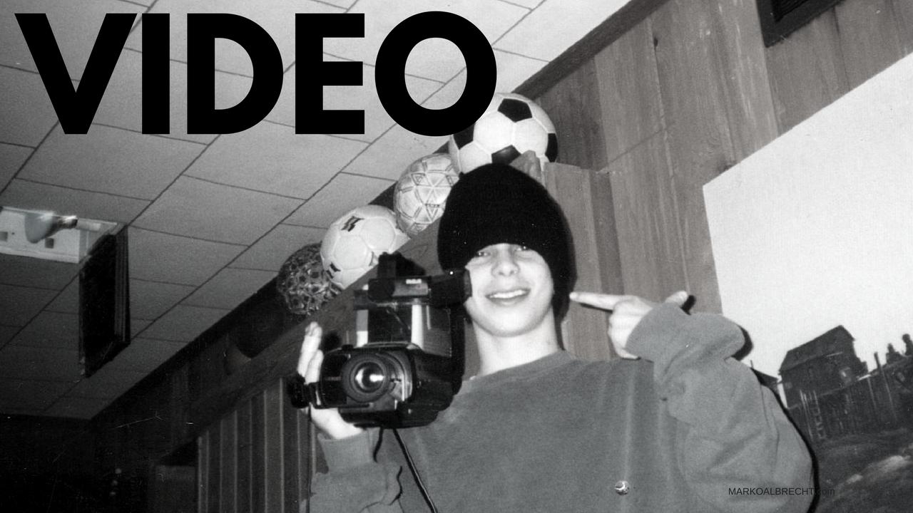 Marko Albrecht - lifelong video creator