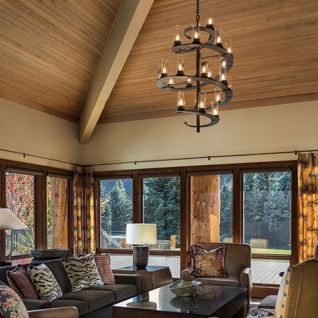 Not your average clubhouse. We reinvigorated this space from the custom molded handles and lighting to the one of a kind chairs. Thanks to everyone in the neighborhood who participated in our project! #designstudiosv #sunvalley #remodel #interiors
