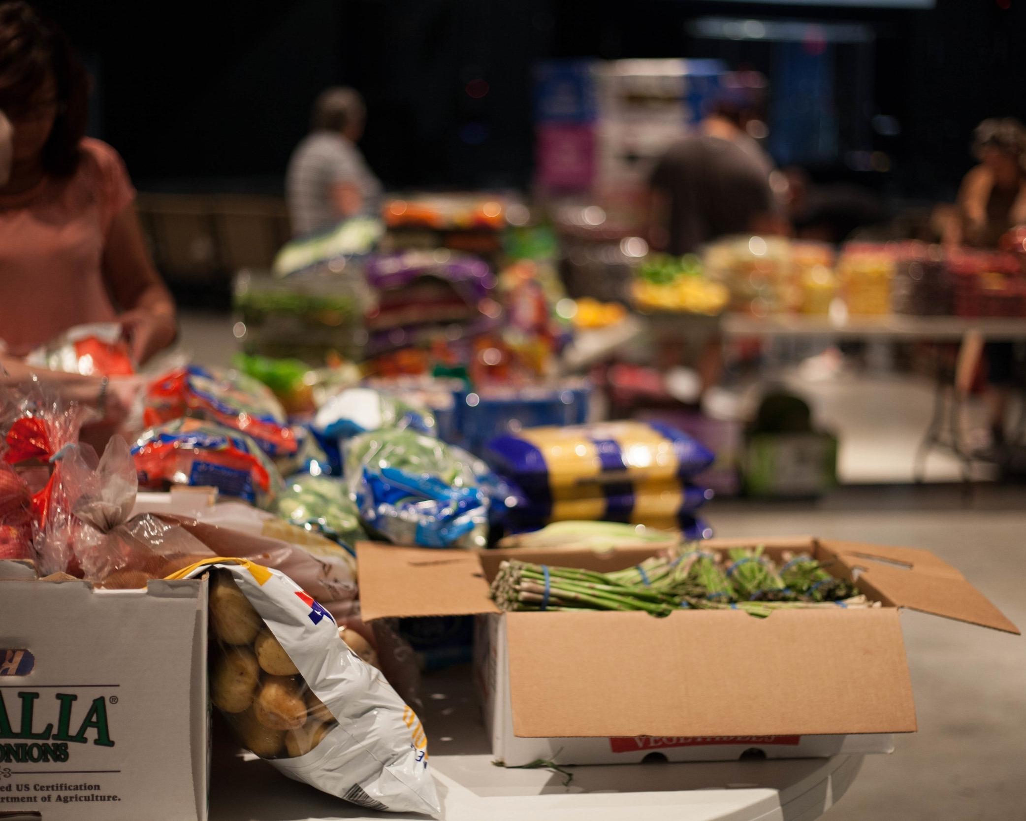 The Met Food Pantry    Learn More
