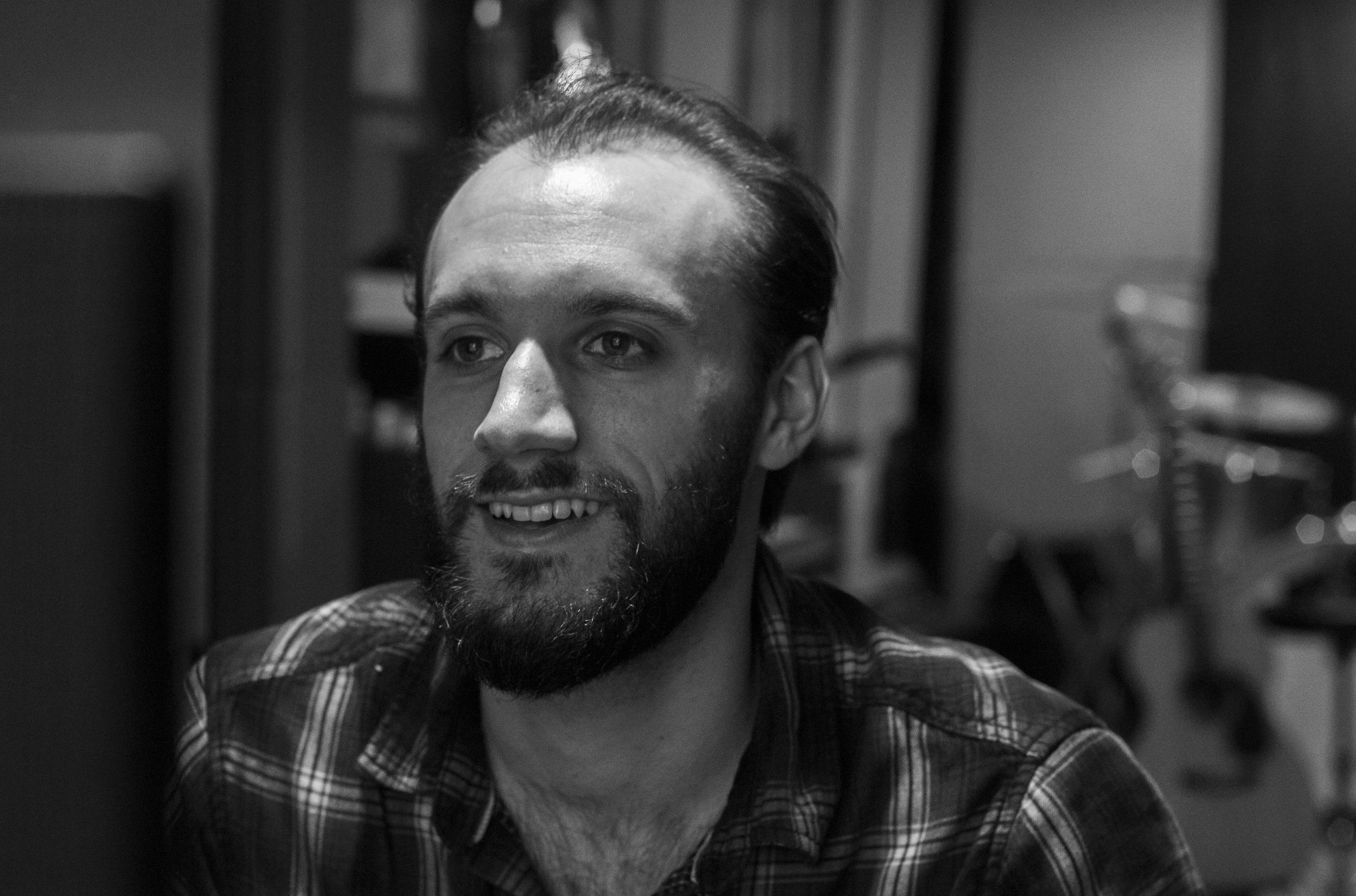 Lorenzo De Feo engineer/producer