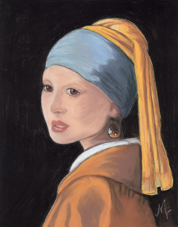 My Tribute to Vermeer