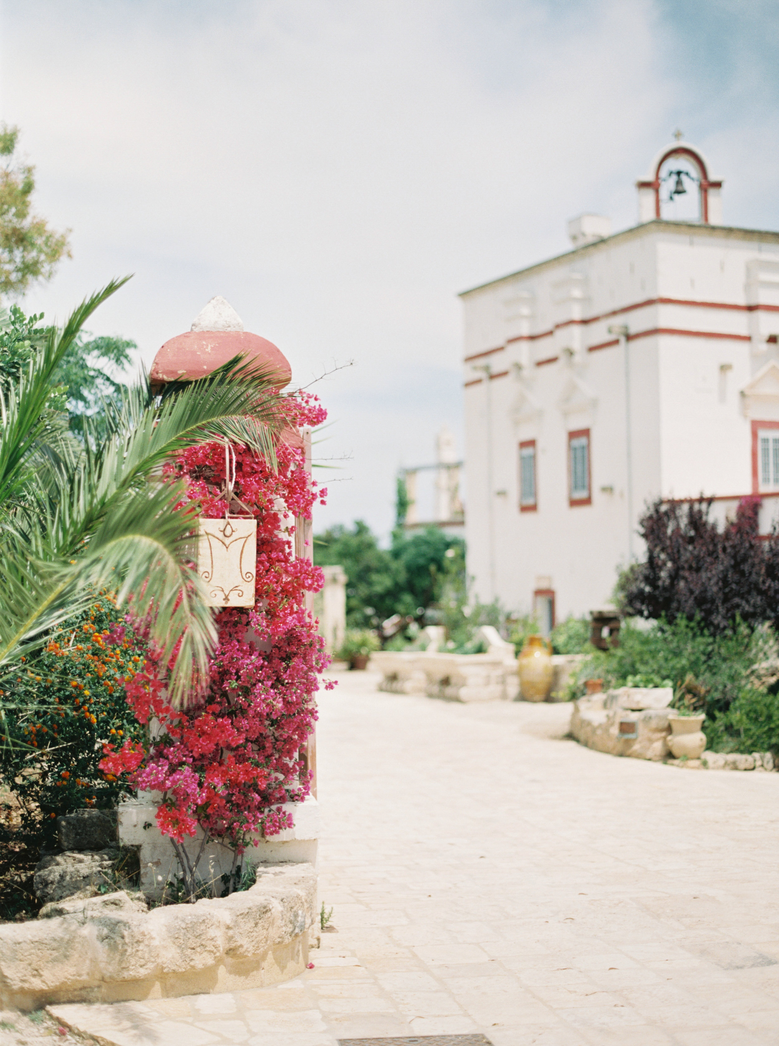 Meggie Francisco Events plans a wedding a Masseria Montenapoleone in Puglia, Italy. Photography by Tracy Enoch, videography by Innar Hunt.