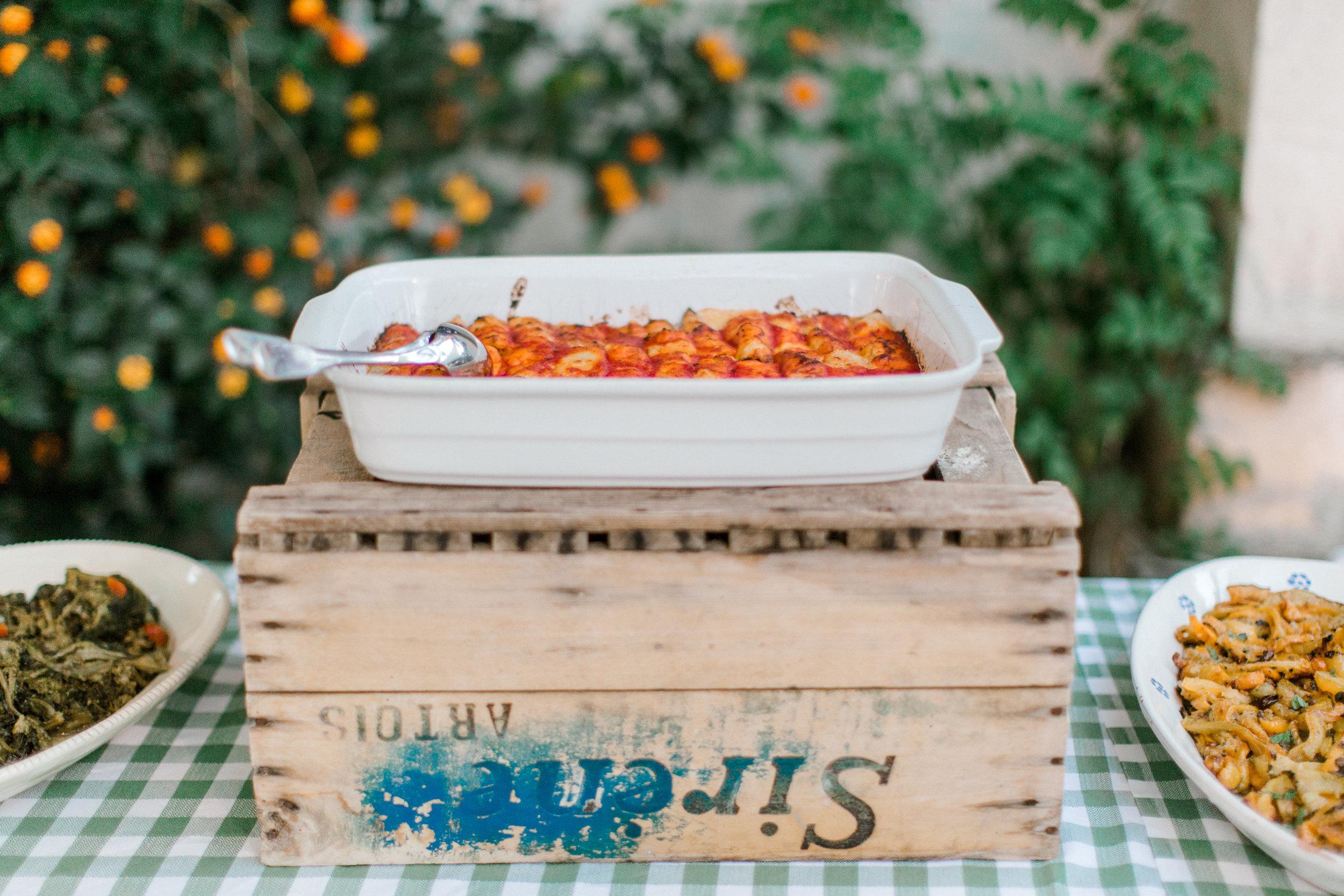 Fresh Puglian food - Italian destination wedding planned by Meggie Francisco Events, photographed by Tracy Enoch, film by Innar Hunt