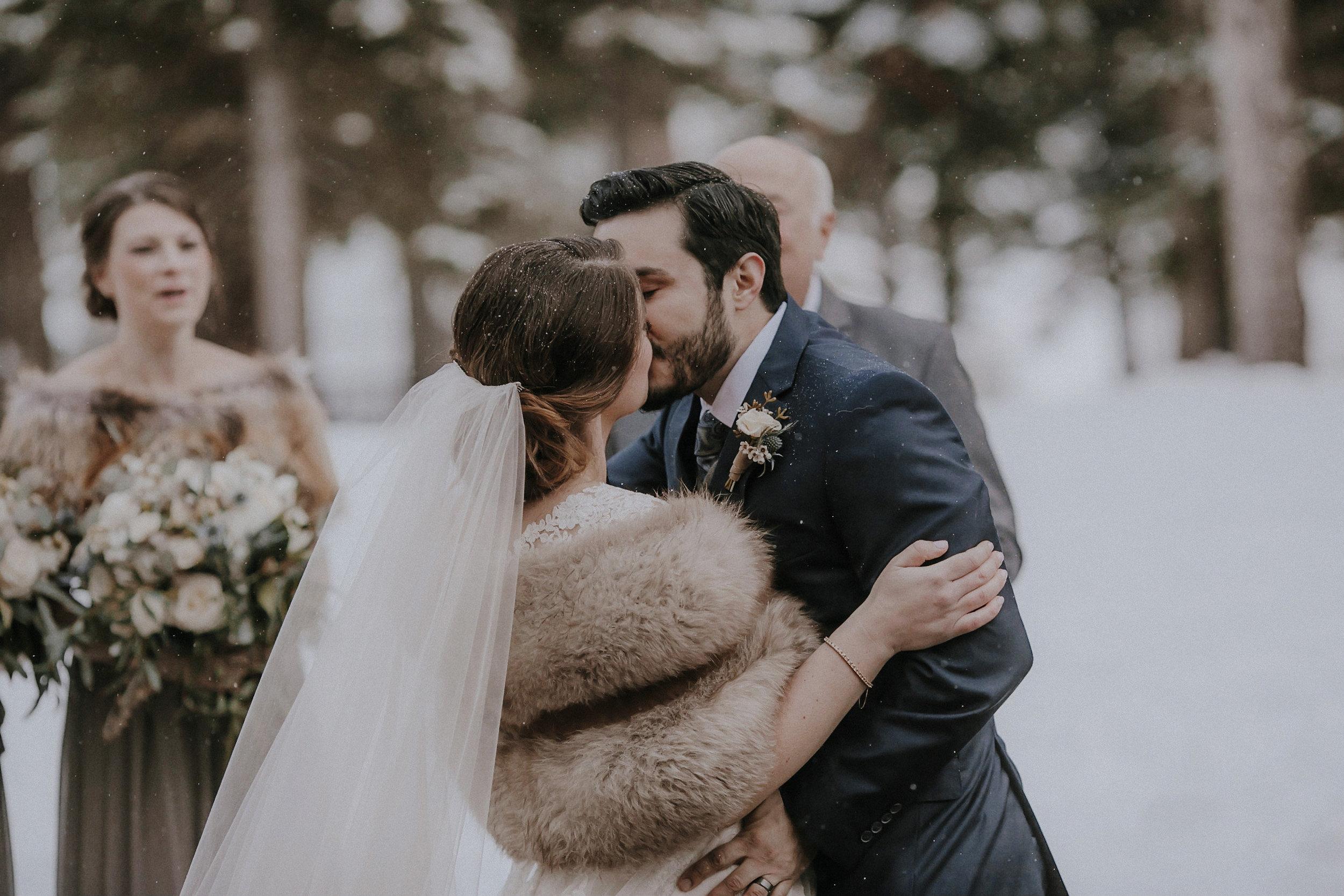 Columbus Wedding Planner - Ritz Carlton Lake Tahoe destination wedding