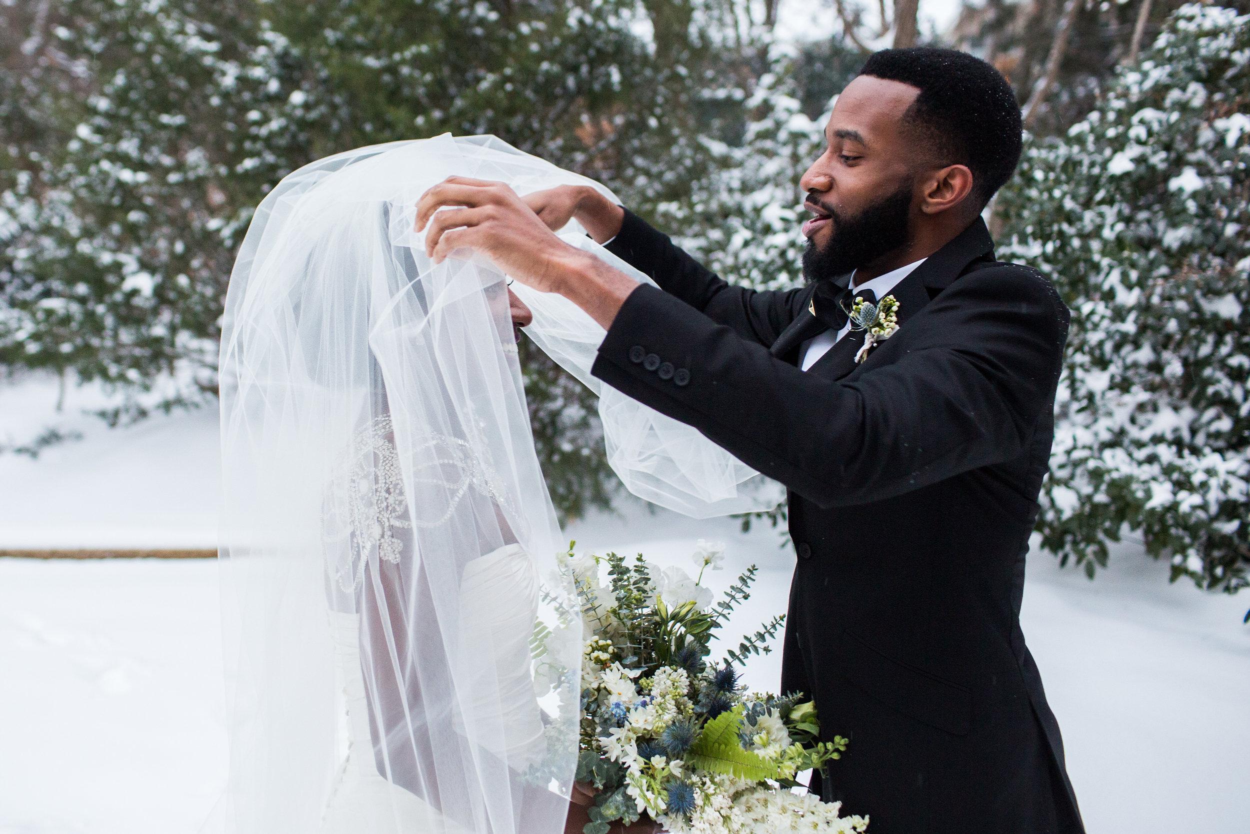 Columbus Ohio Wedding Planner - Meggie Francisco - Nigerian American Wedding in Dallas