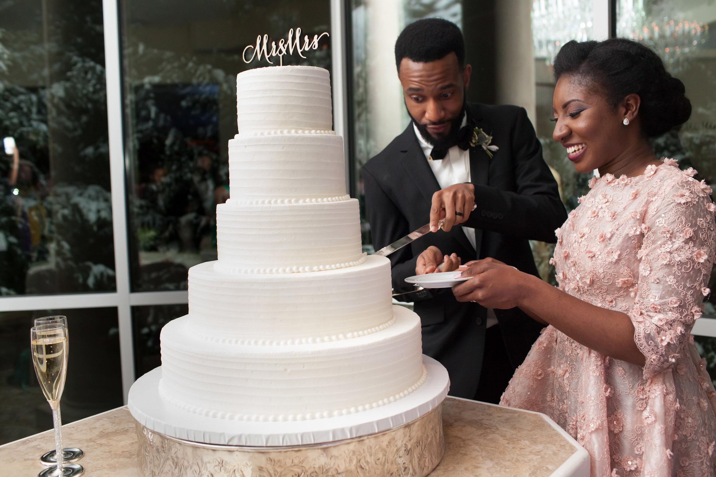 Columbus Ohio Wedding Planner - Aisle & Middle - Nigerian American Wedding in Dallas
