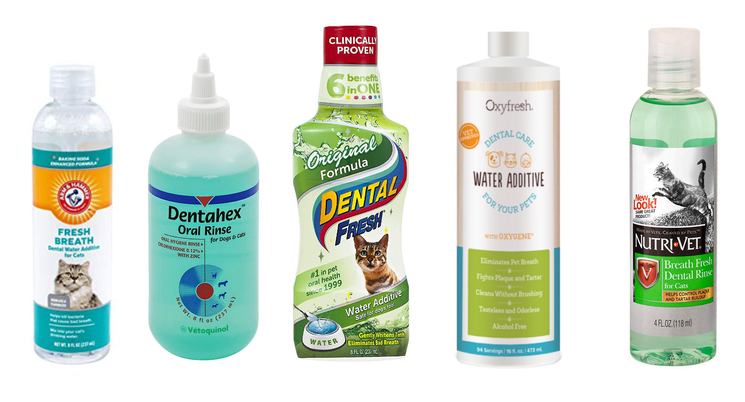 Some of the dental rinses on the market today