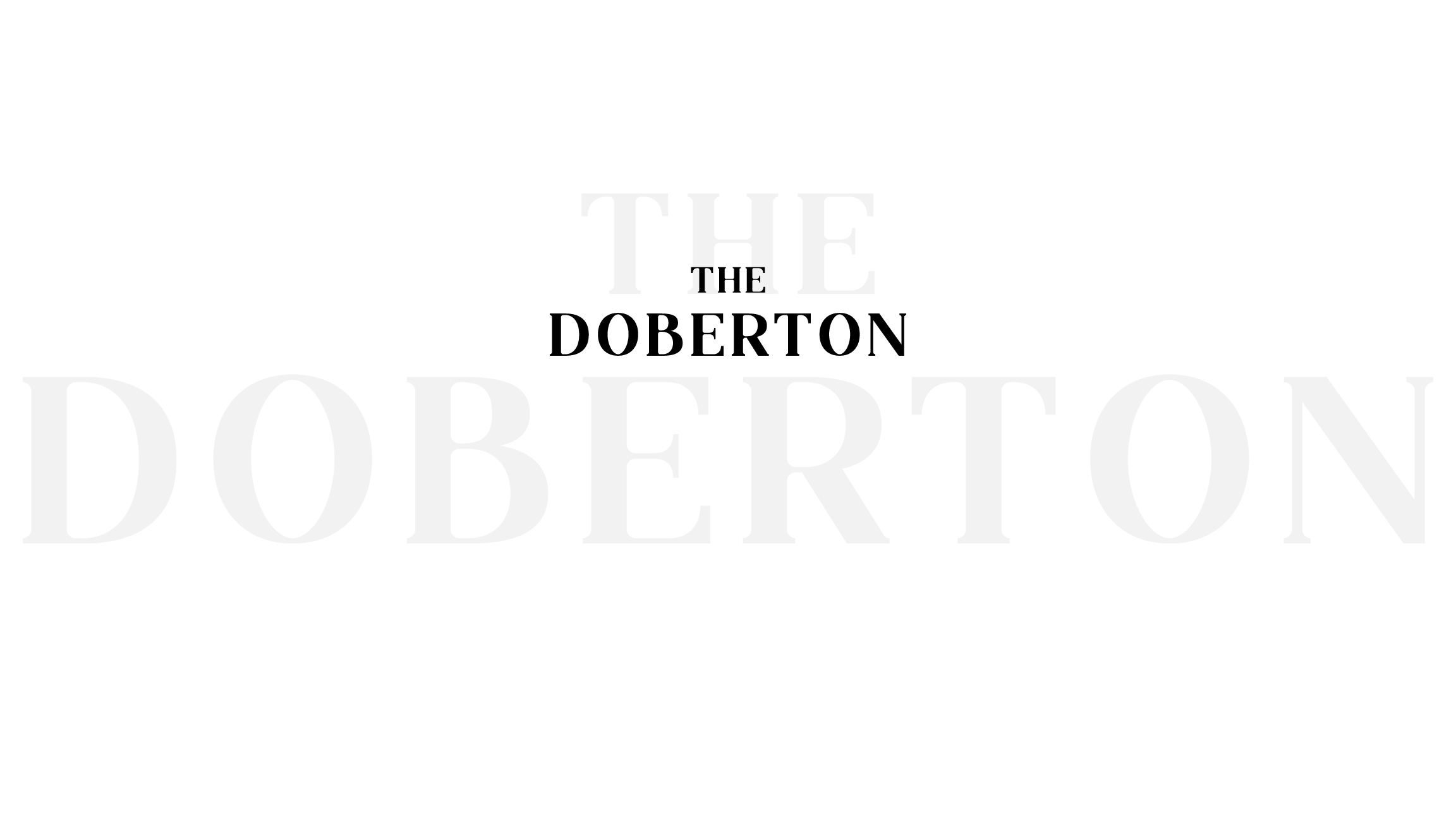 The Doberton - A Brand Strategy Newsletter for Creative Leadership