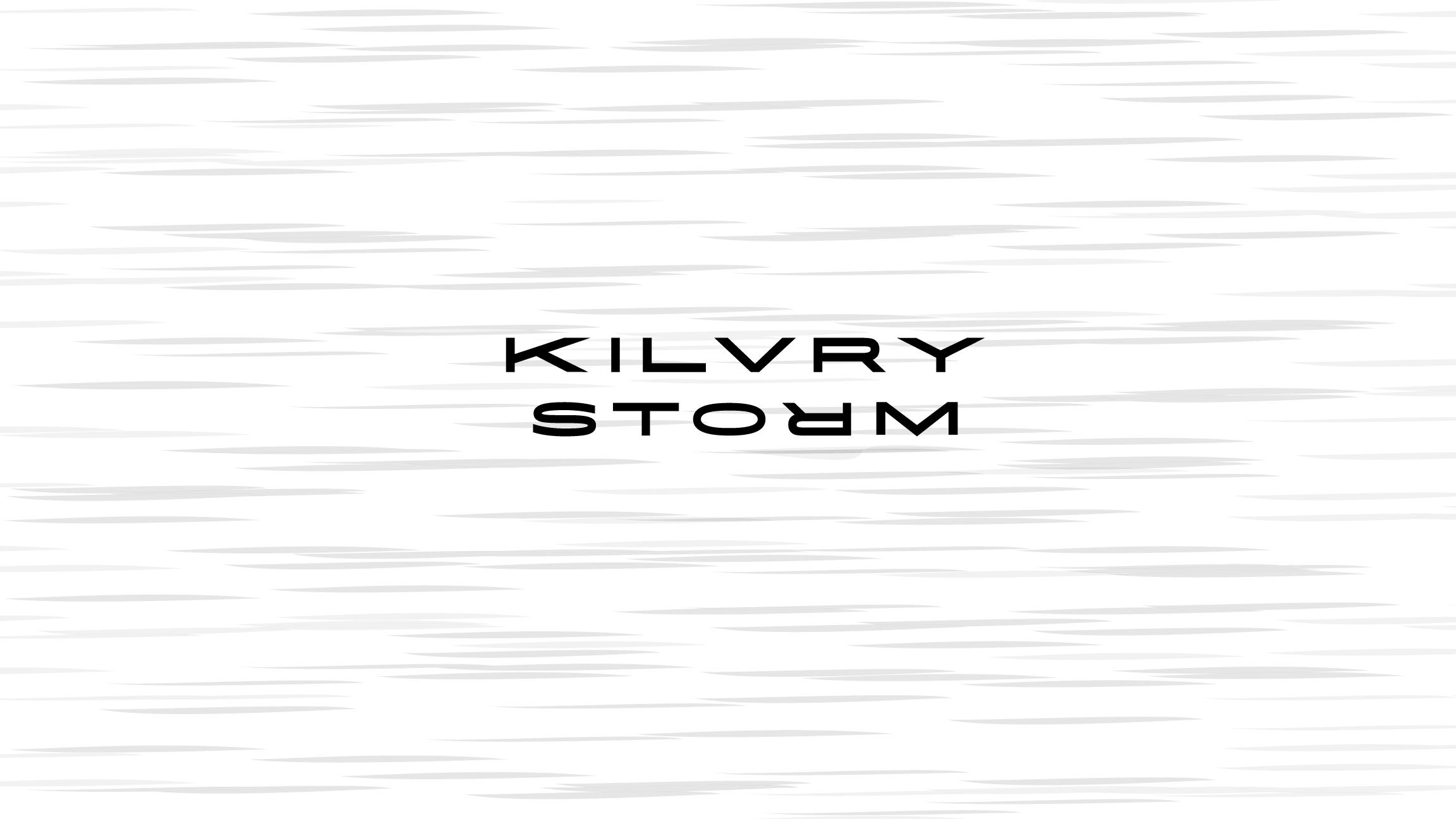 Kilvry Storm - A Design Workshop