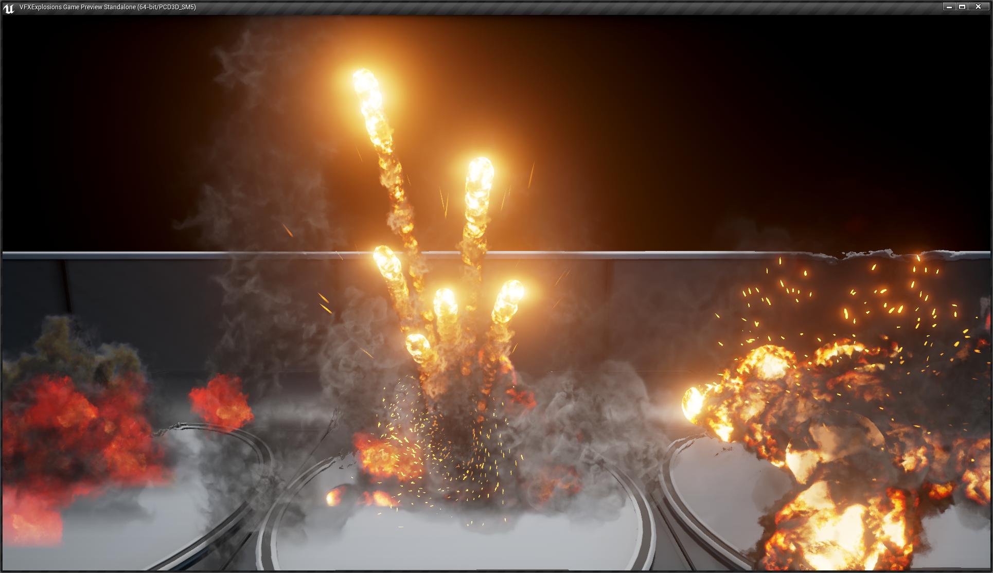 Explosions Builder    Boom VFX