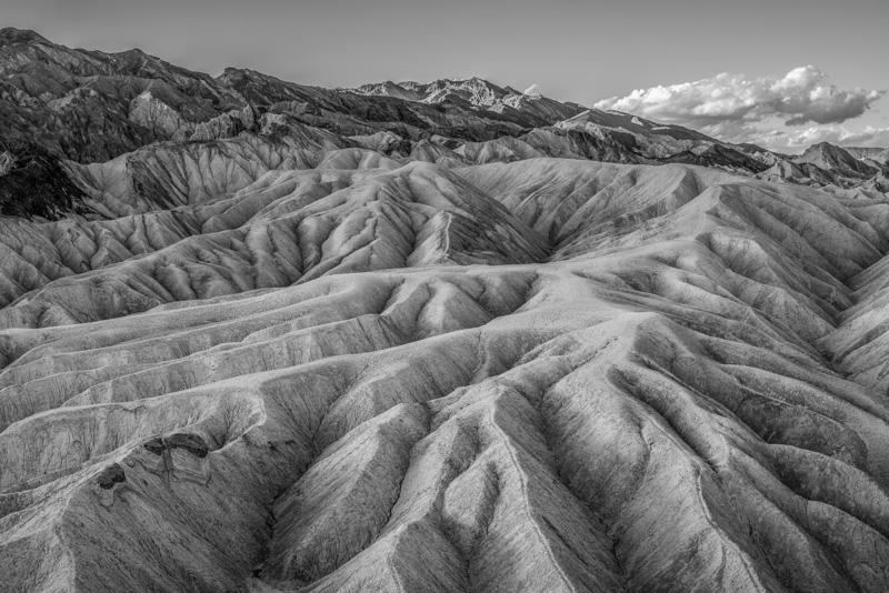 Zabriski Point - Death Valley