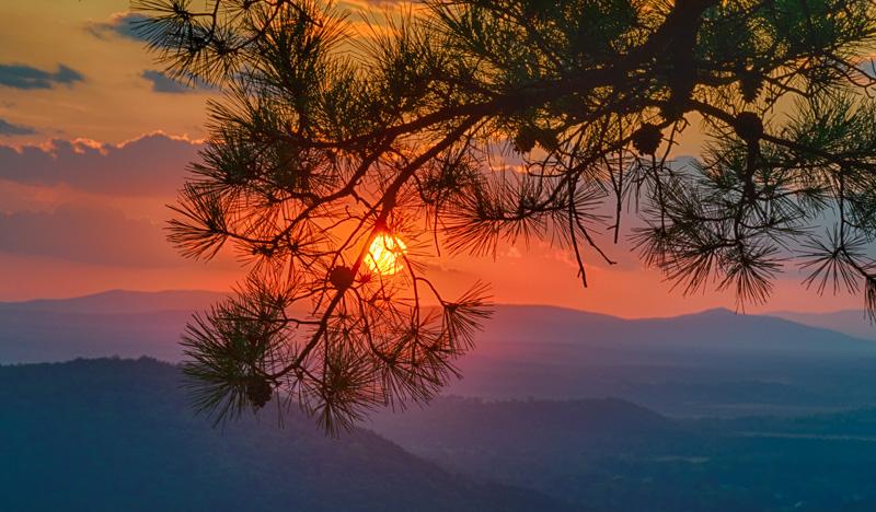 Petit Jean SP Sunset