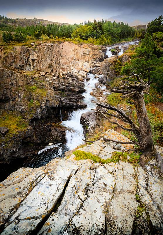Swift Current Falls