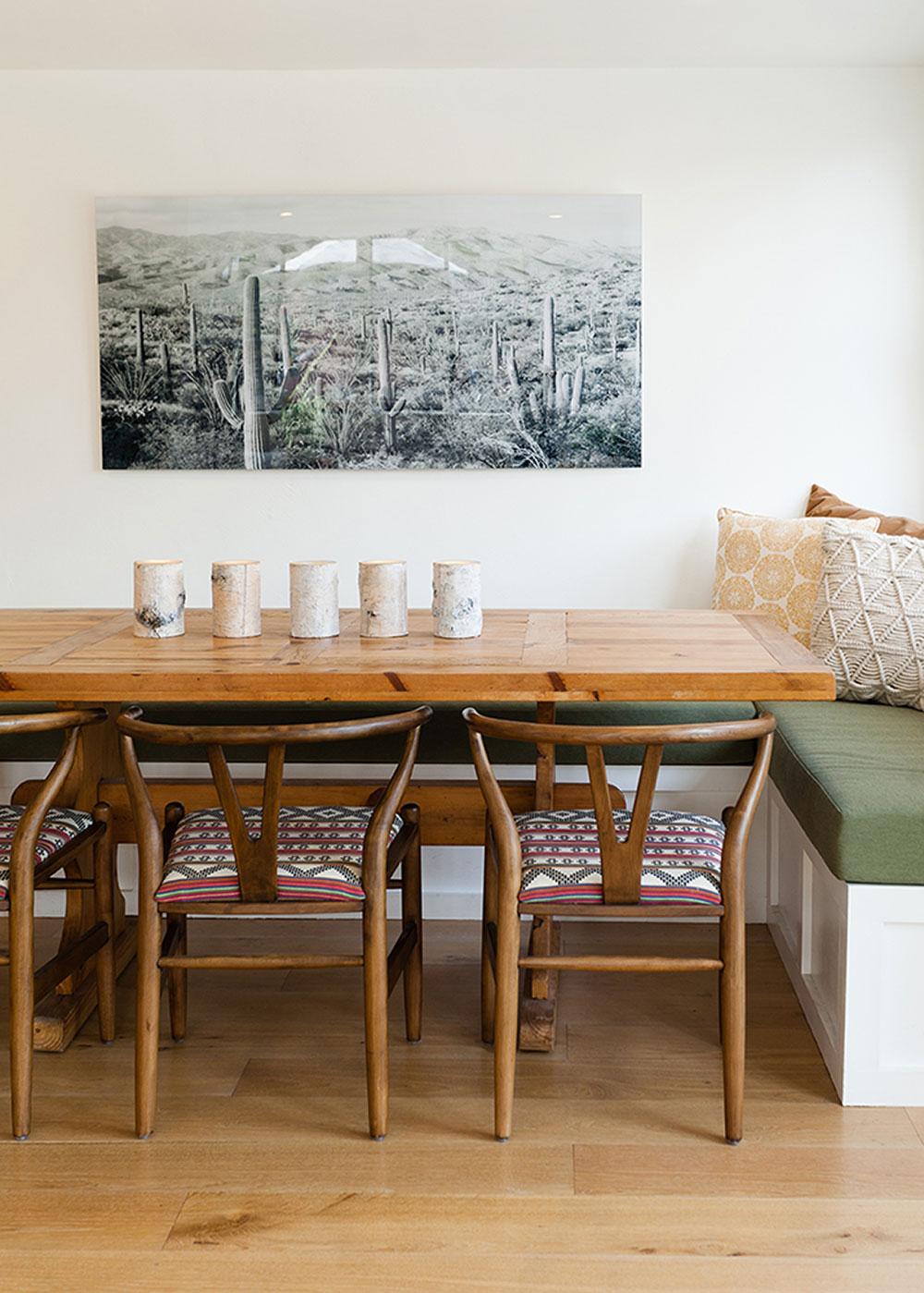 Nature Inspired Southwest Boho Interior Interior Design