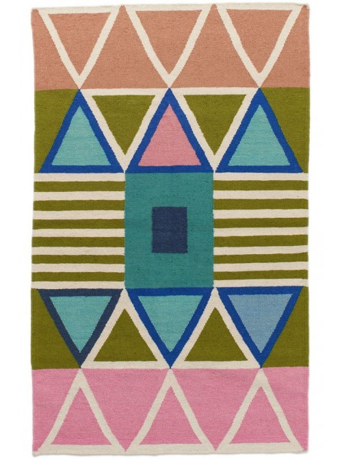 Aelfie Lounah Flat Weave Rug