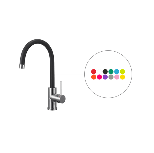 Caressi Colours Taps