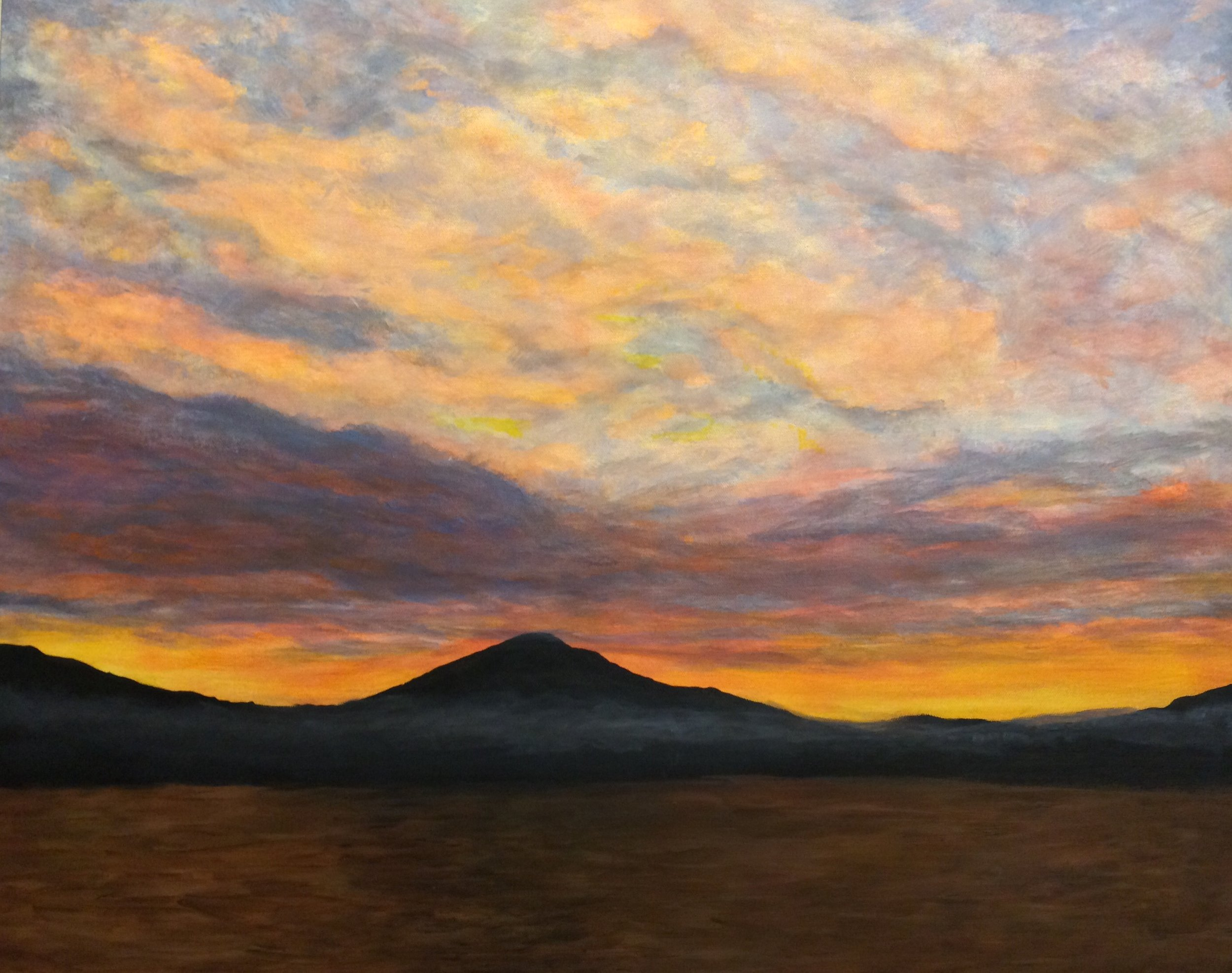 (SOLD) Du Lac Sunset