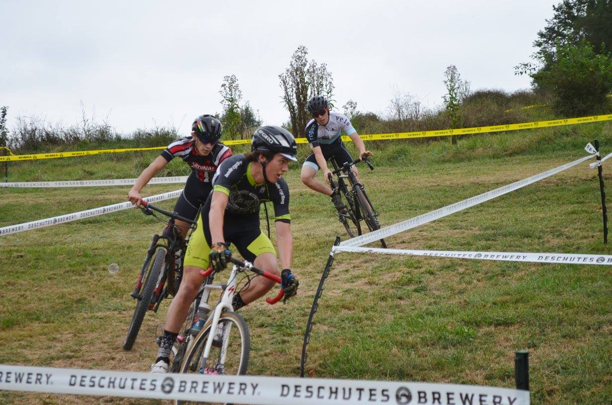 Cyclocross Racing in Roanoke, Va