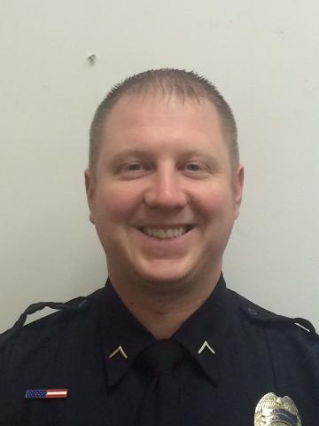 Officer Justin Woodyard