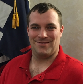 Dispatcher Chris Johns is the Second Shift Dispatcher. He is a graduate of Lakewood High School and C-TEC, and a veteran of the United States Marine Corps.