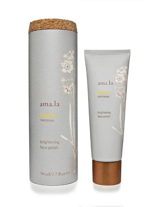 Amala Beauty Brightening Face Polish  http://shopamala.com/brightening-face-polish/