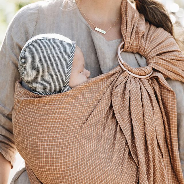 It's especially true the second time around: babies don't keep. So I'll just be over here snuggling him to bits and soaking up as much of his newborn sleepydust as I can. ✨ #sawyergraham #mywildbird
