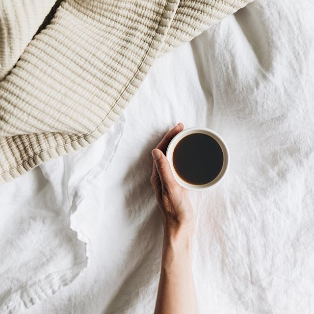 Nobody is napping. An afternoon cup it is. And maybe a quick little cry because sometimes these days are tiring and hard. I know the goodness of it all is right there too. ☕️ #honestmotherhood