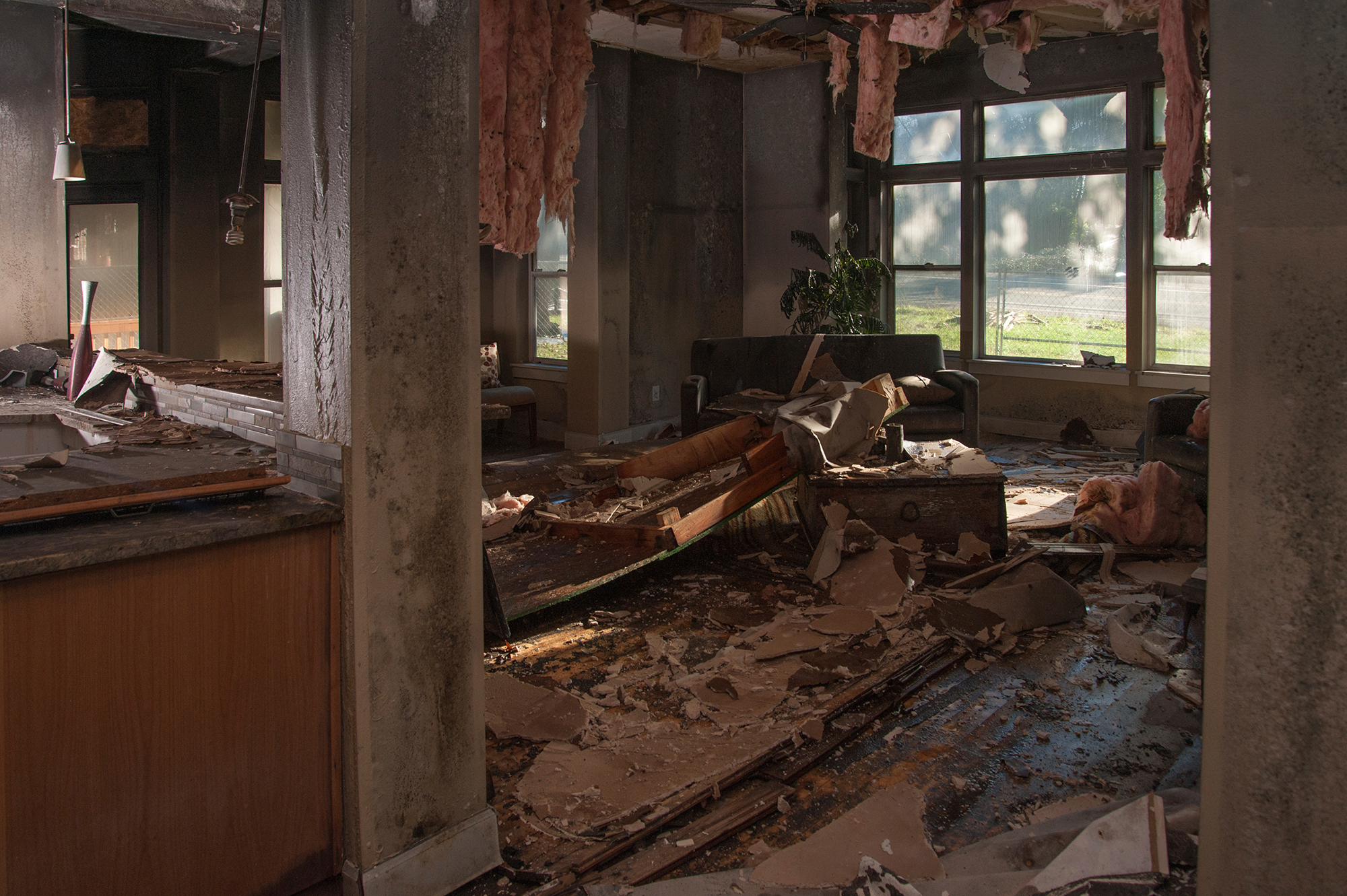 Fire Damage Clean Up    Learn More