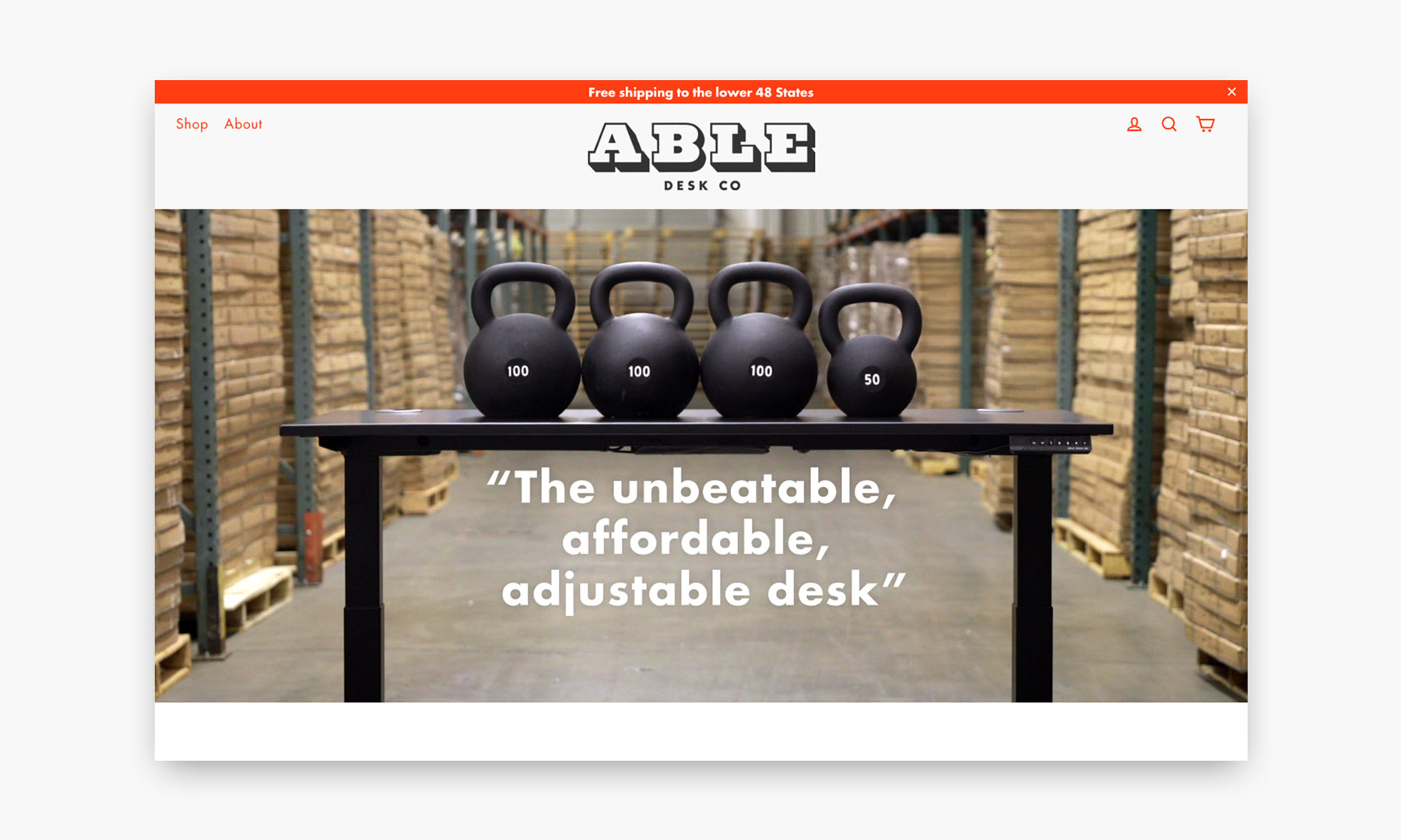 Able Desk Co.