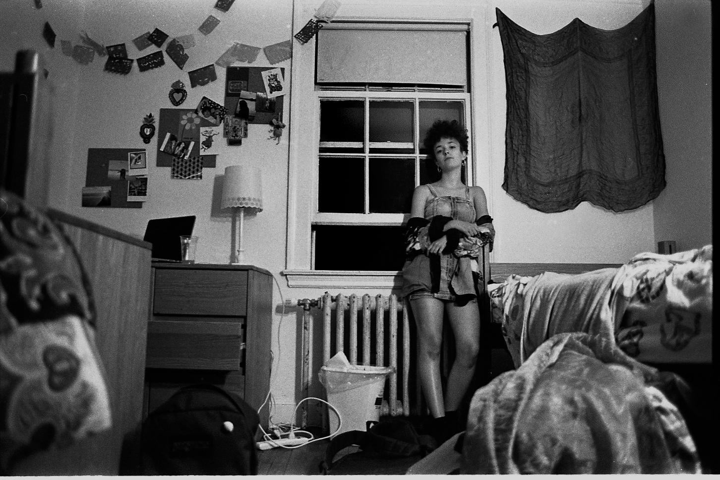 Odessa in her Room, 2015