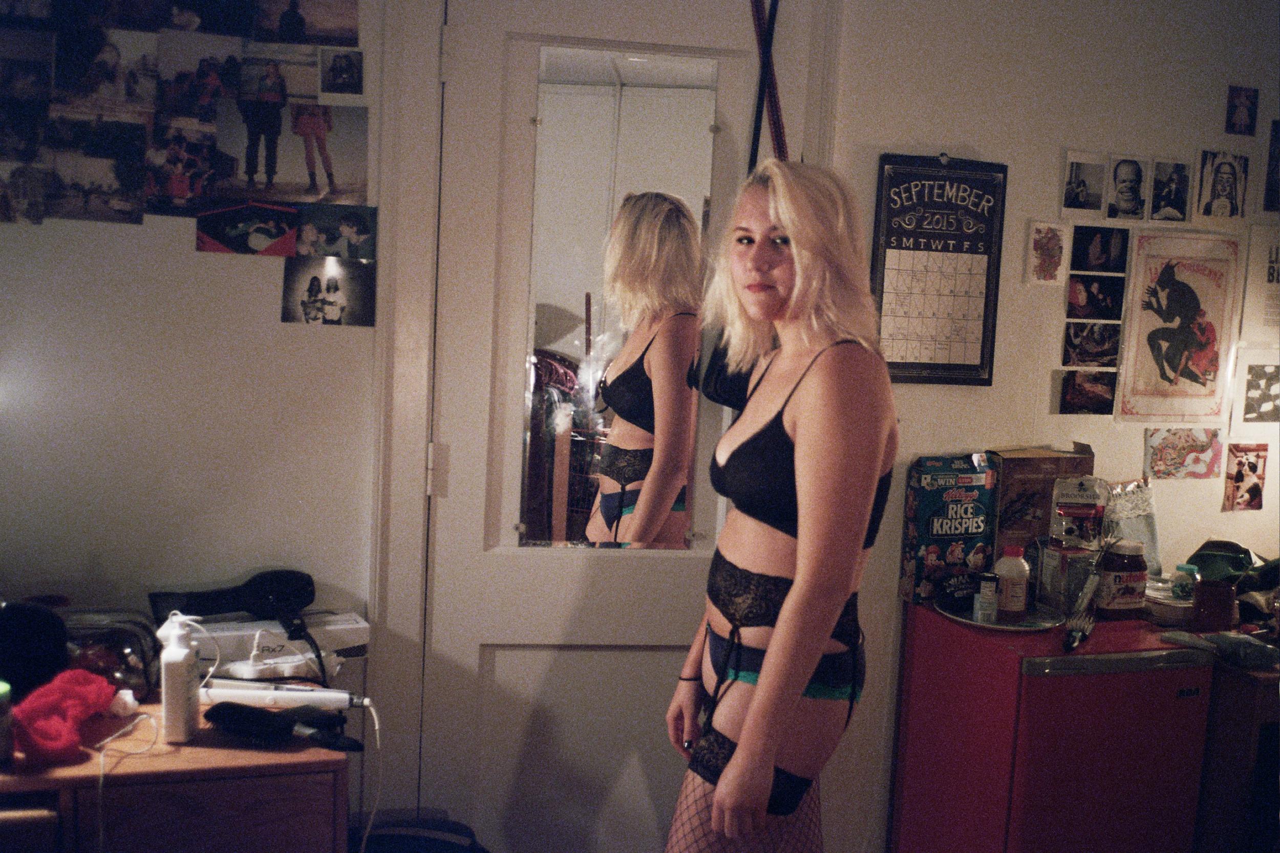 My Roommate Sara, 2015.