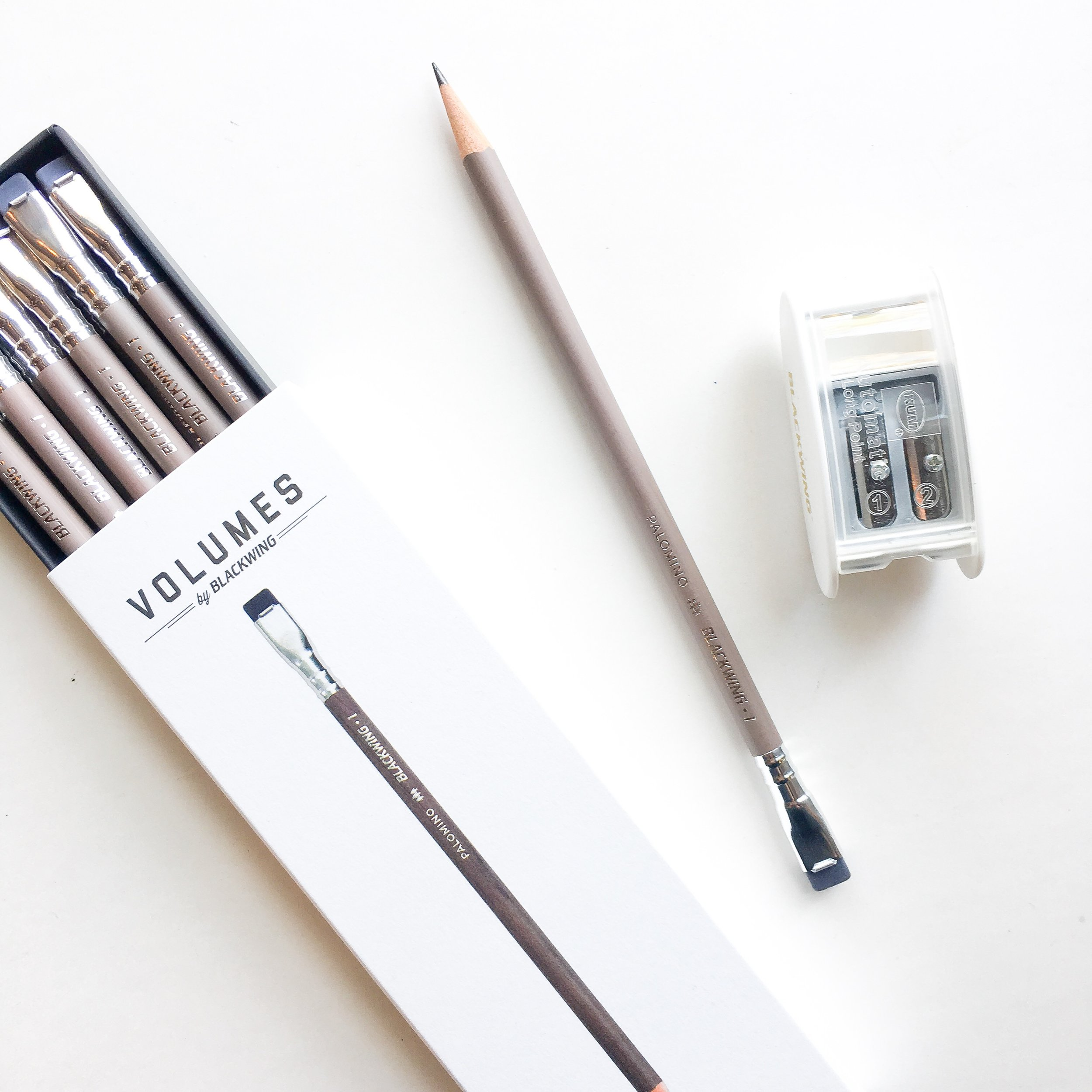 Blackwing Limited Ed Volumes 1 (1).jpgTHE BLACKWING PENCIL: M.LOVEWELL BLOG