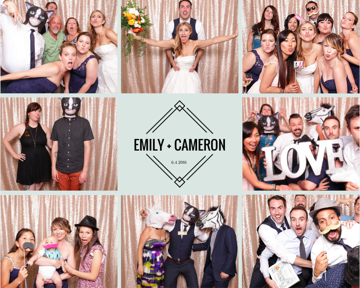 (photos by Skyline Entertainment photo booth)