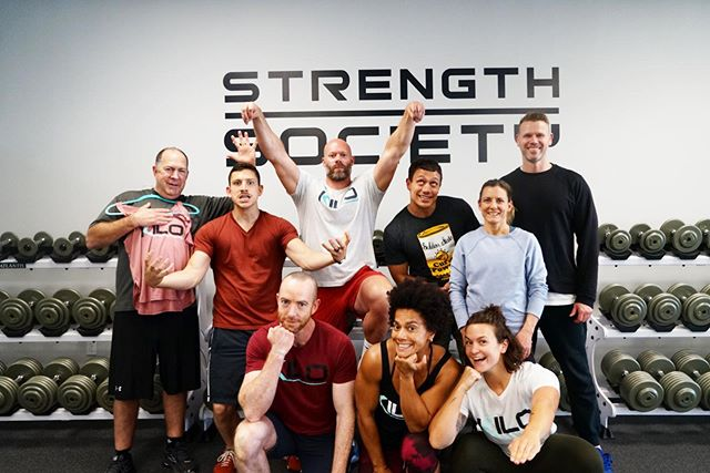 What an awesome two days! This was our second Applied Exercise Technique Seminar and we're realizing we really enjoy this seminar! Everyone is walking away with new exercises to implement, new cues to coach, optimized technique and much more. Thank you for joining us and welcome to the Strength Society family 🙌  Join us in July for our last Applied Exercise Technique Seminar of 2019! Secure your space today before it's sold out!