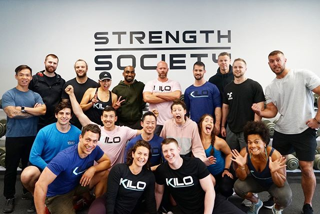 Another Advanced Strategies to Program Design Level 1 for the books! It was so awesome to host so many new faces and a handful of returning students. We had students from Poland, Sweden, Canada, Hong Kong and the United States! Thank you for joining us this past weekend and welcome to the Strength Society family 🙌  Happy Monday Everyone ☀️