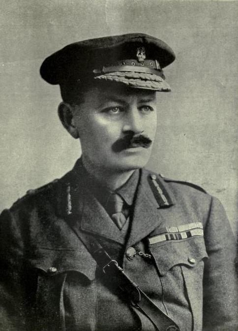 Sir Julian Byng, Commander of Canadian Corps.