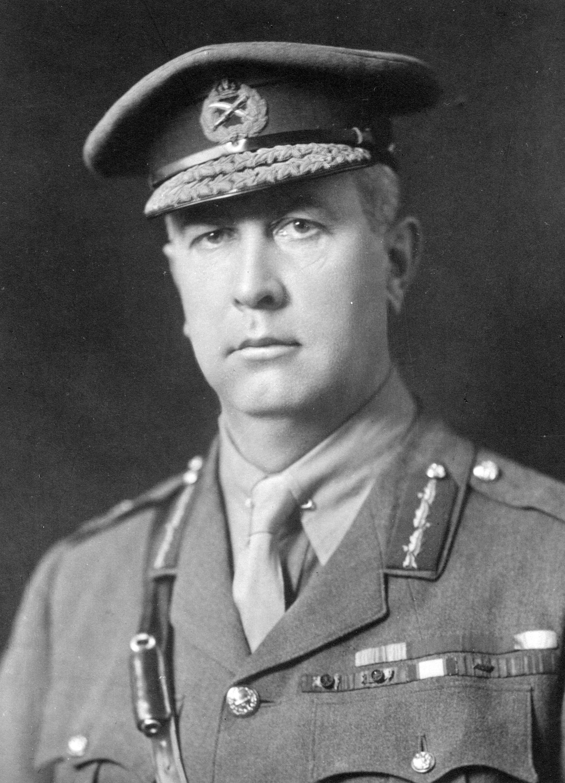 Arthur Currie -- Second in Command, Canadian Corps