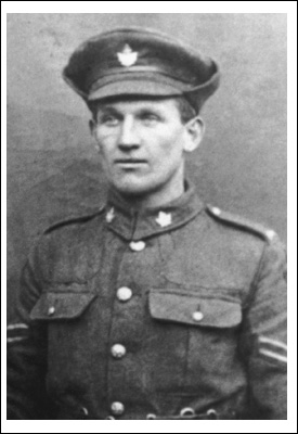 Lance Sergeant Ellis Sifton - Victoria Cross