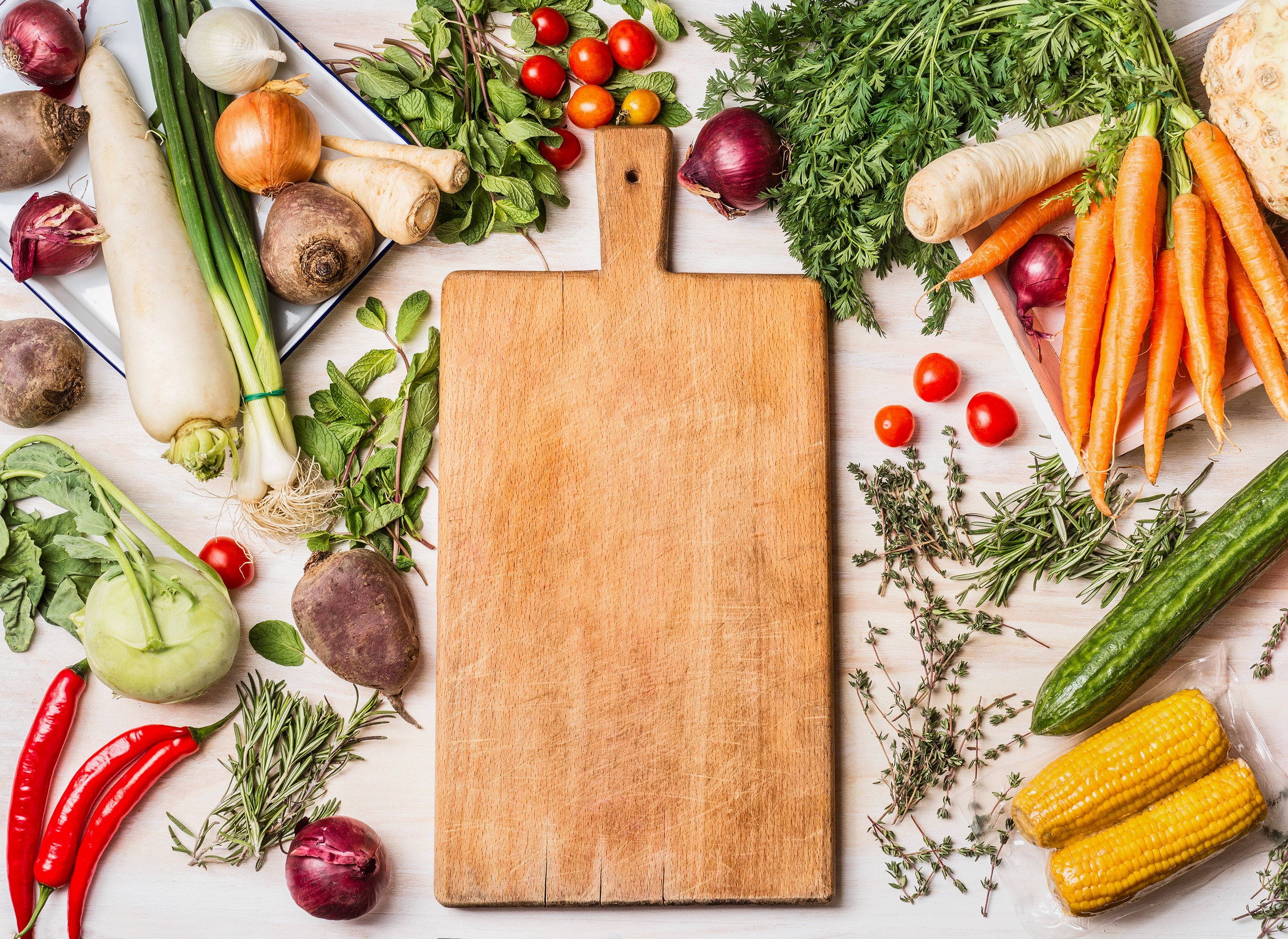 Sundance & Co. - Wellness: Changes in Diet