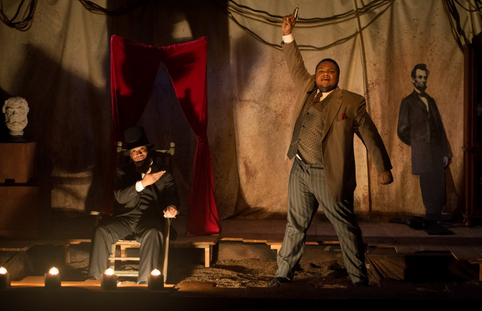 The America Play by Suzan-Lori Parks