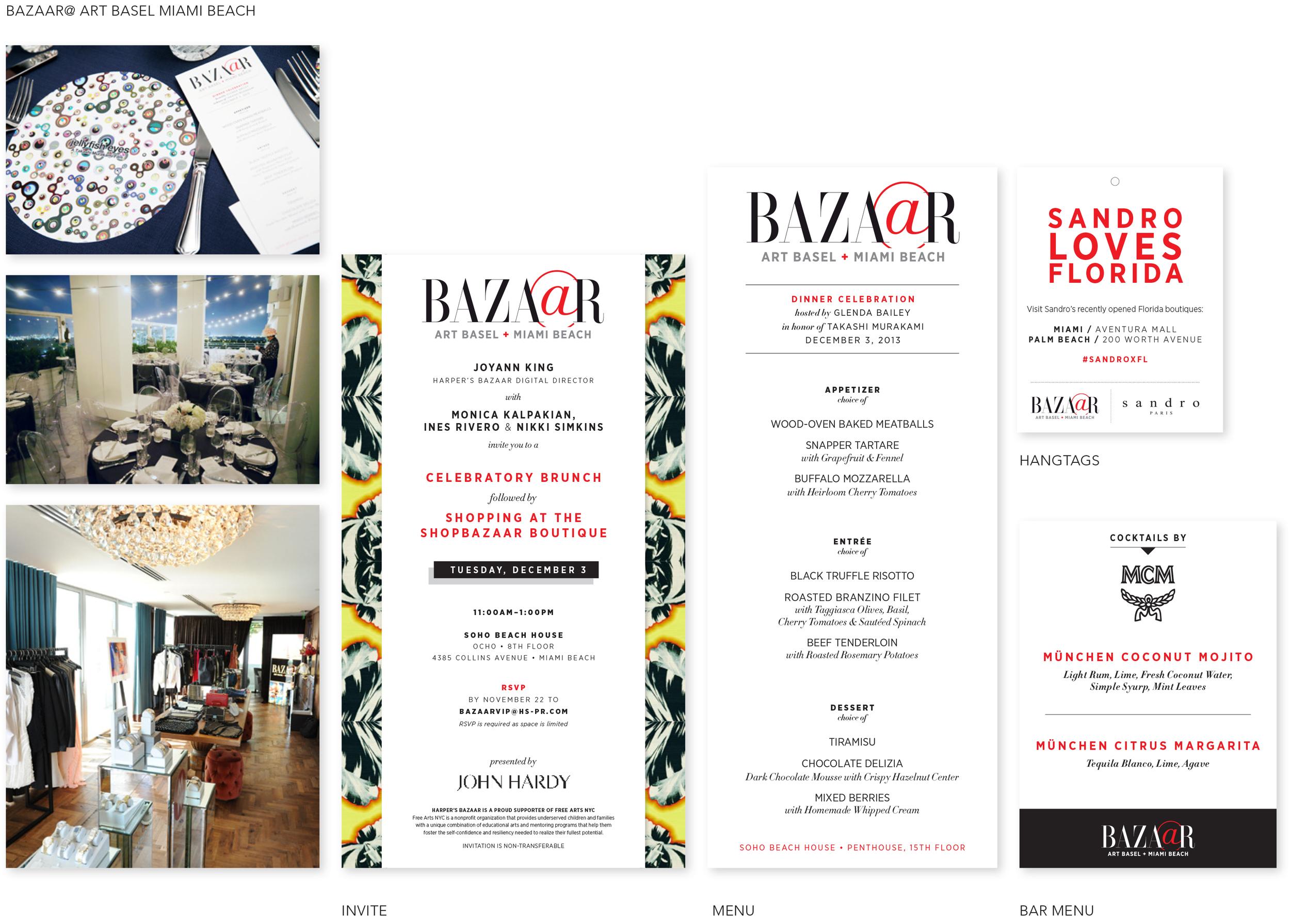 BAZAAR at Art Basel Miami