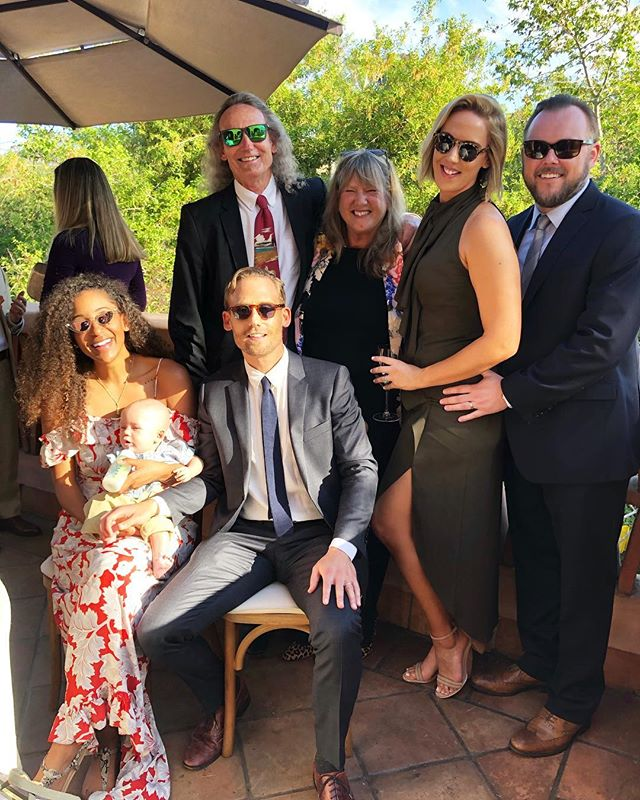 Missing my CA family. Amazing weekend in San Diego celebrating Anna & Mike. Love and miss you all! @erindeezy @kingavriel @lsjensendarling @todddarlingfilms @annawacks @margaretmcnally123 @jonathanwacks