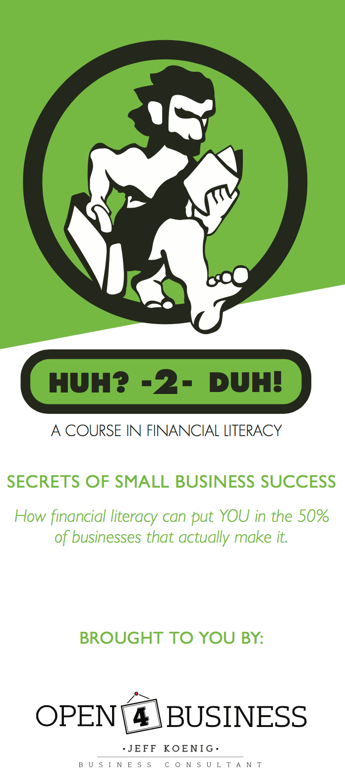 H2D Business Financial Literacy Manhattan Kansas Education The Fellow Coworking Open 4 Business