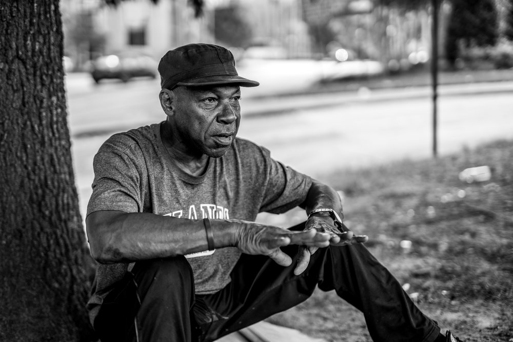 400 North Creative Manhattan Kansas Homeless Veteran Project Doug Barrett