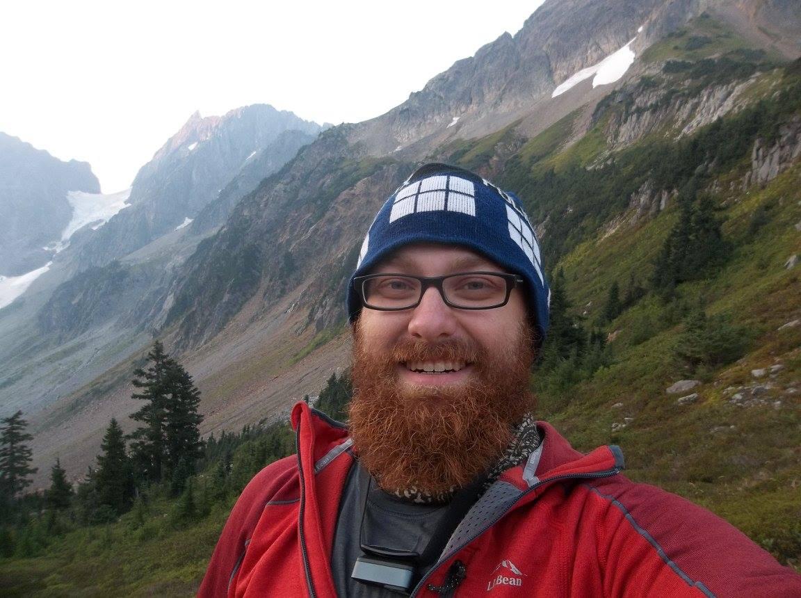 Summer 2015, Cascade Pass
