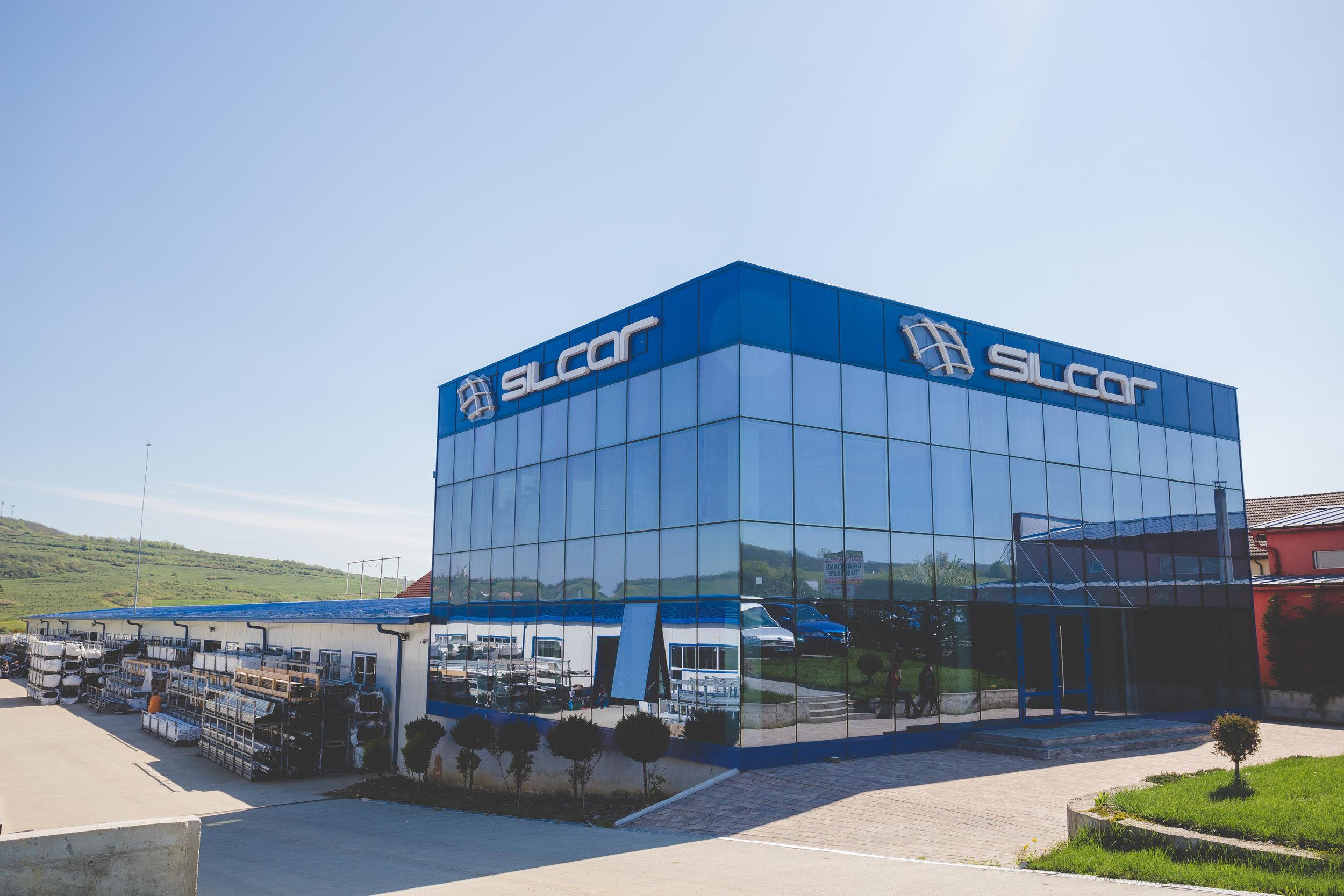 Silcar production plant in Zalau (Romania)