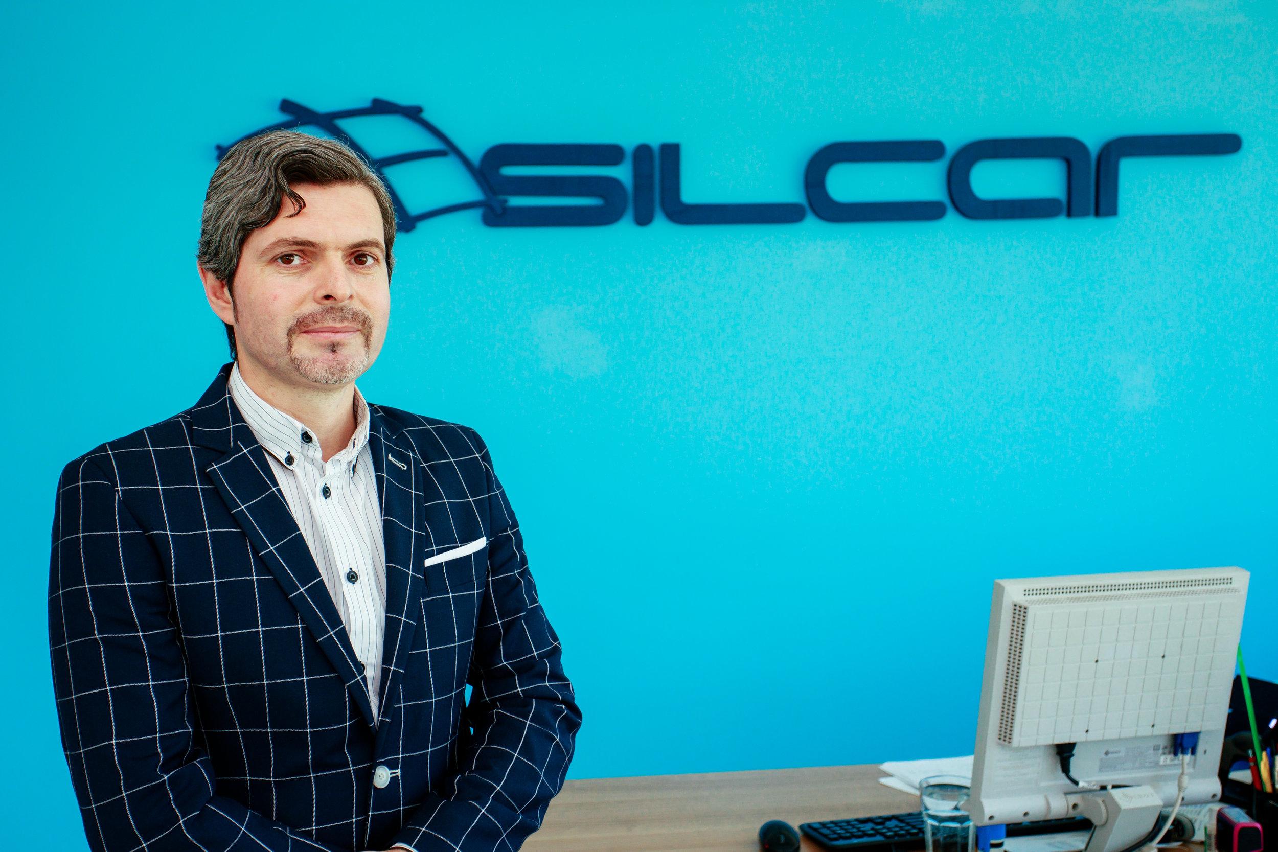 Ovidiu Caraba, General Manager of Silcar