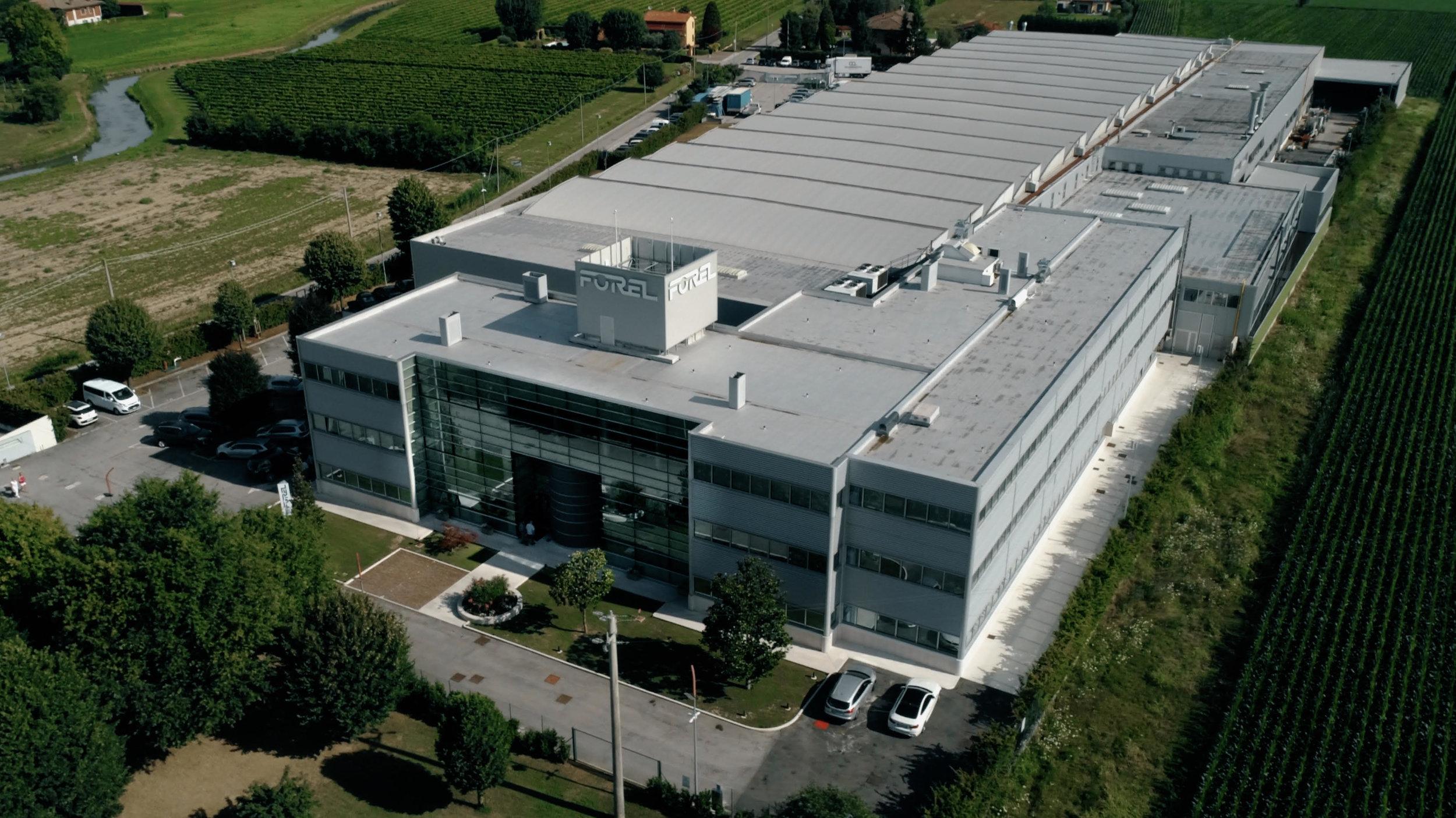 Forel Headquarters in Roncade (Treviso)