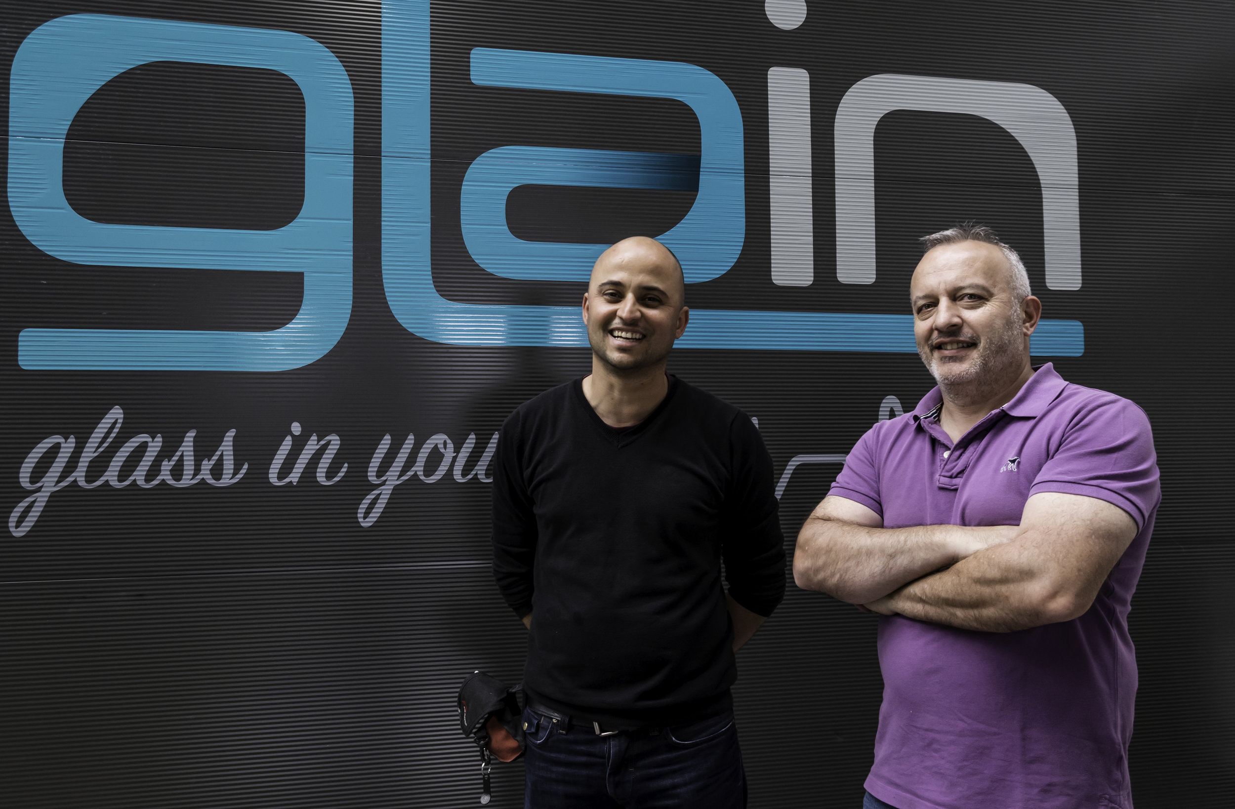 Rogerio Moreira, General Manager (on the left) and Nuno Morais, Ceo and Founder (on the right)
